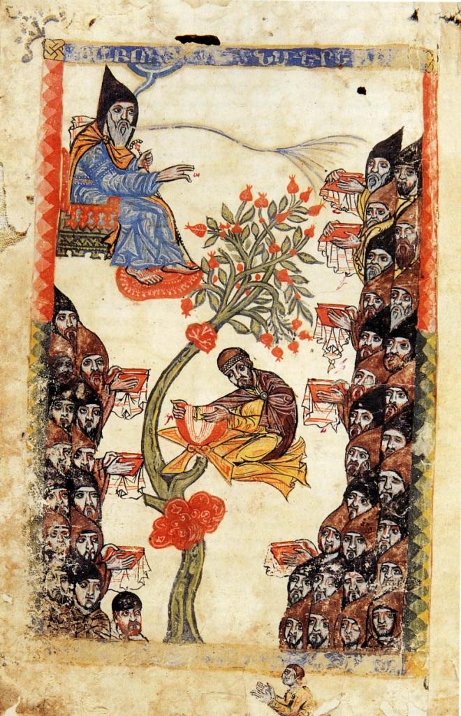 Եսայի Նչեցի, Սկևռայի վանք   Կիլիկիա, 1299
