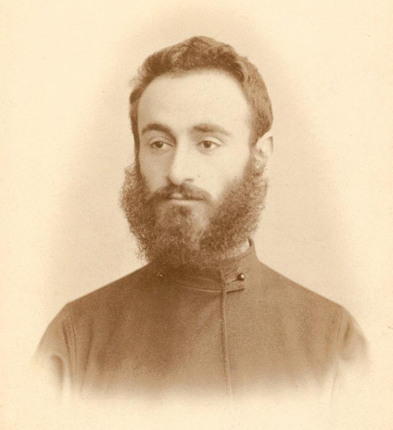 Սողոմոն ավագ սարկավագ Սողոմոնյան Վաղարշապատ, 22 հոկտեմբերի 1893 թ.