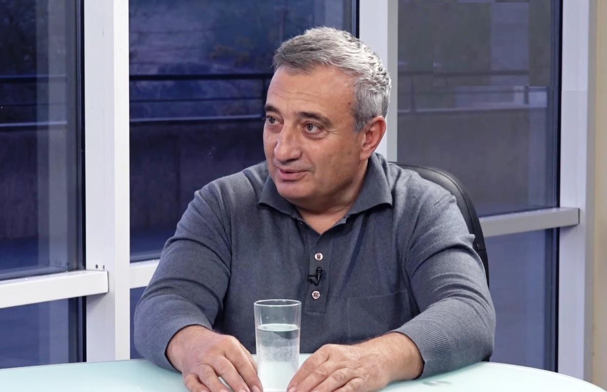 Աշոտ Մելքոնյան ԳԱԱ Պատմության ինստիտուտի տնօրեն, ակադեմիկոս